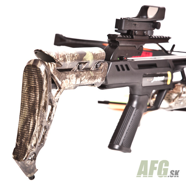kusza refleksyjna jaguar ii 175 lbs camo bro i amunicja. Black Bedroom Furniture Sets. Home Design Ideas