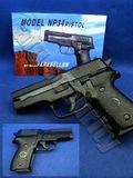 Pistolet Norinco NC 228, czarny, kaliber 9mm, luger