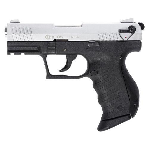 Gas pistolety BLOW TR 34, kal. 9 mm chrom