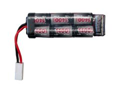 Airsoft akumulator 8,4 V 1400mAh, mini-U, NiMH ASG