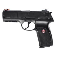 Pistolet airsoft  CO2 Ruger P345 czarny