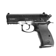 Pistolet airsoft CZ 75 D Compact Gas, 6 mm, czarny
