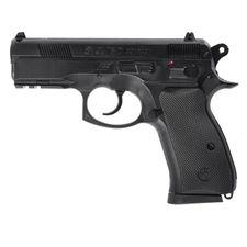 Pistolet airsoft CZ 75 D Compact Gas, 6 mm, czarny