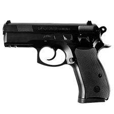 Pistolet airsoft CZ 75 D compact CO2, 4,5 mm, czarny