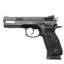 Pistolet airsoft CZ 75 SP­01 Shadow, sprężyna, kaliber 6 mm