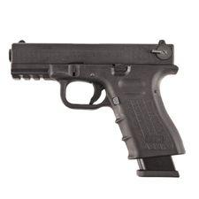 Pistolet airsoft M22 CO BB 6 mm, czarny