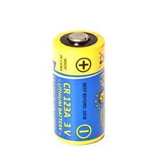 Bateria litowa CR 123 A - 3 V