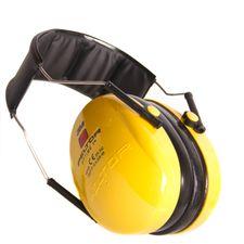 Ochronniki słuchu Peltor Optime I, żółte