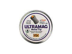 Śrut ULTRAMAG- METAL TIP JSB 4,5mm