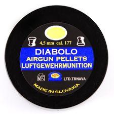Śrut Diablol 500, kal. 4,5 mm