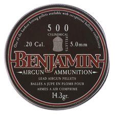 Śrut Benjamin 500 kal. 5,0 mm 500 szt.
