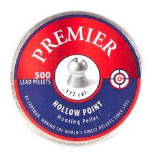 Śrut Diabolo Crosman Premier Hollow Point, 500 sztuk, kal. 4,5 mm (.177)