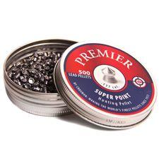 Śrut Diabolo Crosman Premier Super Point, 500 sztuk, kal. 4,5 mm (.177)