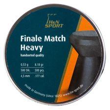 Śrut Diabolo HN Finale Match Heavy kal. 4,5 mm, 500 szt.