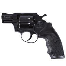 Rewolwer typu flobert Alfa 420, czarny, plastik, kaliber 4mm, Randz Long