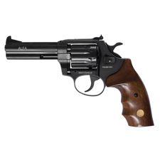 Rewolwer typu flobert Alfa 441, czarny, drewno, kaliber 4mm, Randz Long