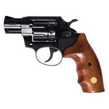 Rewolwer typu flobert Alfa 620, czarny, drewno, kaliber 6mm