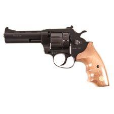 Rewolwer typu flobert Alfa 641, czarny, drewno, kaliber 6mm