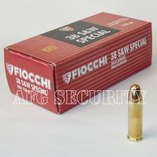 Naboje do karabinu Fiocchi .38 SW FMJ /10.24 g /158 grs /50 sztuk