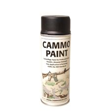 Kamufláž kolor Cammo paint czarny 400 ml