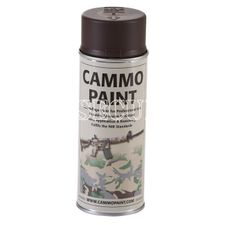 Kamufláž kolor Cammo paint brązowy 400 ml