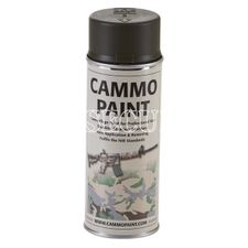 Kamufláž kolor Cammo paint oliwka 400 ml