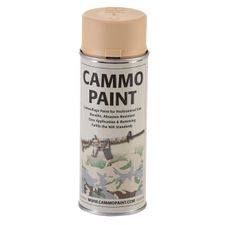 Kamufláž kolor Cammo paint piasek 400 ml