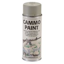 Kamufláž kolor Cammo paint szary 400 ml