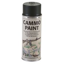 Kamufláž kolor Cammo paint zielony 400 ml