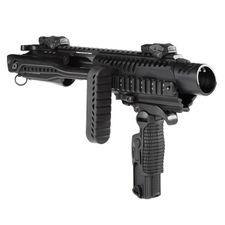 Konwersja do karabinu KPOS G2 dla broni CZ 75 P07 Duty