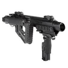 Konwersja do karabinu KPOS G2 Delta dla broni Glock (17, 18, 19, 2),