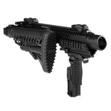 Konwersja do karabinu KPOS G2 dla broni Glock (17, 18, 19, 22), M4 kolba