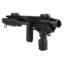 Konwersja do karabinu KPOS G2 dla broni Glock (17, 18, 19, 22, 23)
