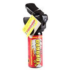 Gaz pieprzowy OC K.O.Tornado z latarką, 50 ml