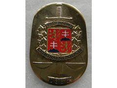 Federal Criminal Police Badge