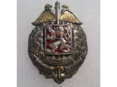 Intendantskej college 1947 odznaka