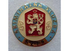 Usługi karne Badge
