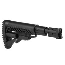 Sztywna kolba do SA 58 typ M16 z amortyzatorem, polimerowa, czarna SBT-V58 FK