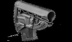 Oddzielna kolba GK-MAG z magazynkiem na 10 nabojów do  AK/AKM, czerń