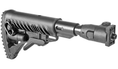 Rozkładana kolba do broni SA-58 typ M16 z polimerowym przegubem M4-VZPSB