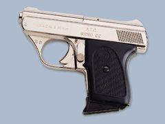 Pistolet A.T.C. kal.6,35mm Browning (.25Auto)
