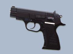Pistolet Defender kal. 45 ACP 93 mm, czarny