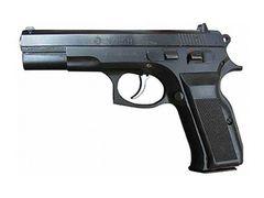 Pistolet Norinco NZ 85 B, czarny, kaliber 9mm, luger