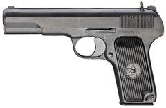 Pistolet Norinco T54 kal. 7,62 x 25