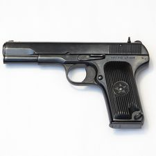 Pistolet TT-33 tokarev, kal.7,62x25