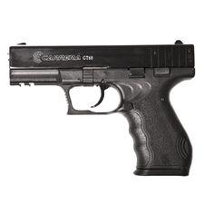 Gas pistolety Carrera GT 60, kal. 9 mm błyszczące czarna