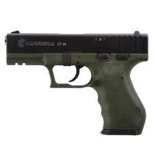 Gas pistolety Carrera GT 60, kal. 9 mm zielony