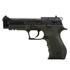 Gas pistolety Carrera GTR 77, kal. 9 mm zielony