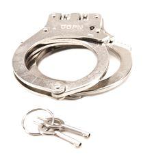 Kajdanki z dwoma łańcuszkami
