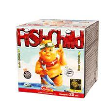 Protechnika Fishchild 25 strzałów